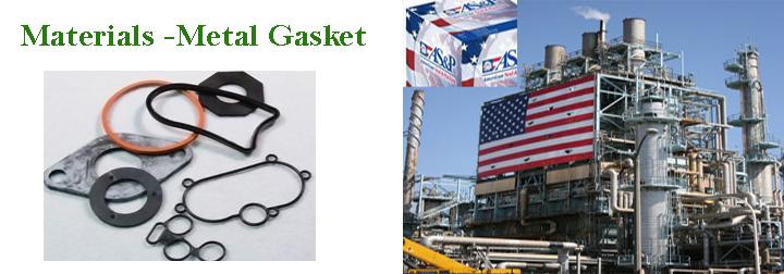 Gaskets Materials